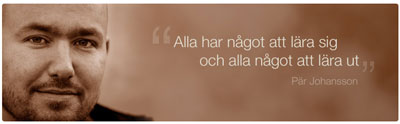Pär Johansson - Glada hudiksteatern