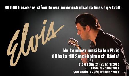 Elvis - Glada Hudik-teatern